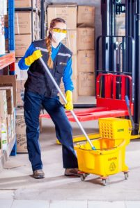 Industrial Cleaner